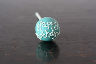 Happy Birthday Cake Pop | by Sweet Lauren Cakes