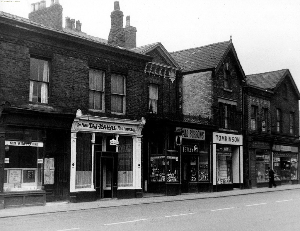Wilmslow Road Manchester Restaurant