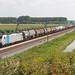 RTB 186 107 + Ketelwagens - Haaften - 20110711