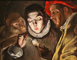 El Greco, Fábula