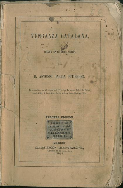 Venganza Catalana de Ildefonso Arenas 5955979450_d338fe5c8b_z
