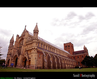 Cathedral and Abbey Church of St Alban | by Sanil Photography [1400K views]