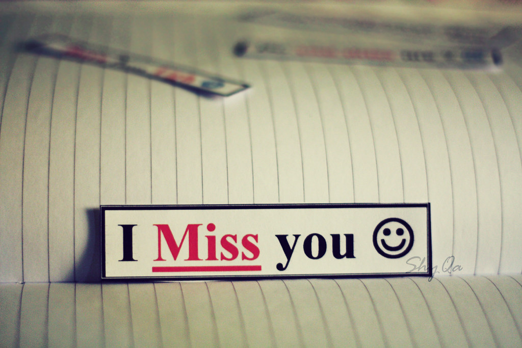 I Cant Stop Missing You Dont You Understand Flickr