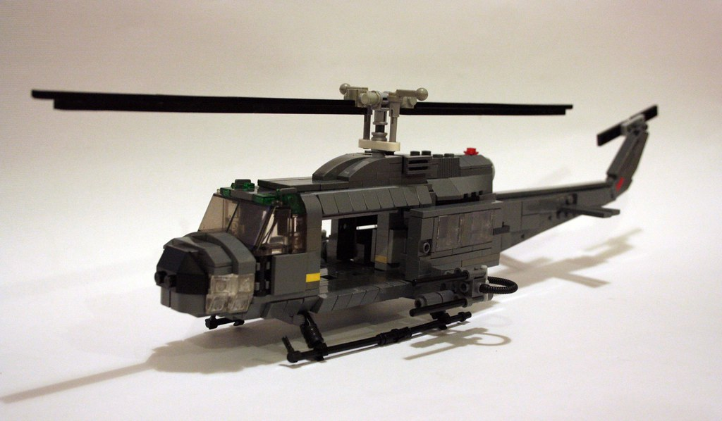 Uh 1 Huey Helicopter Ive Been Wanting To Build A Huey For Flickr