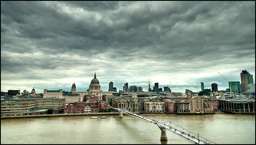 London -- View from Tate Modern | by Nietnagel