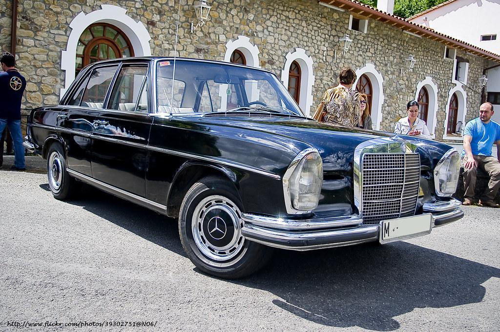 1970 Mercedes Benz 280 S W108 Spanish Coches Flickr