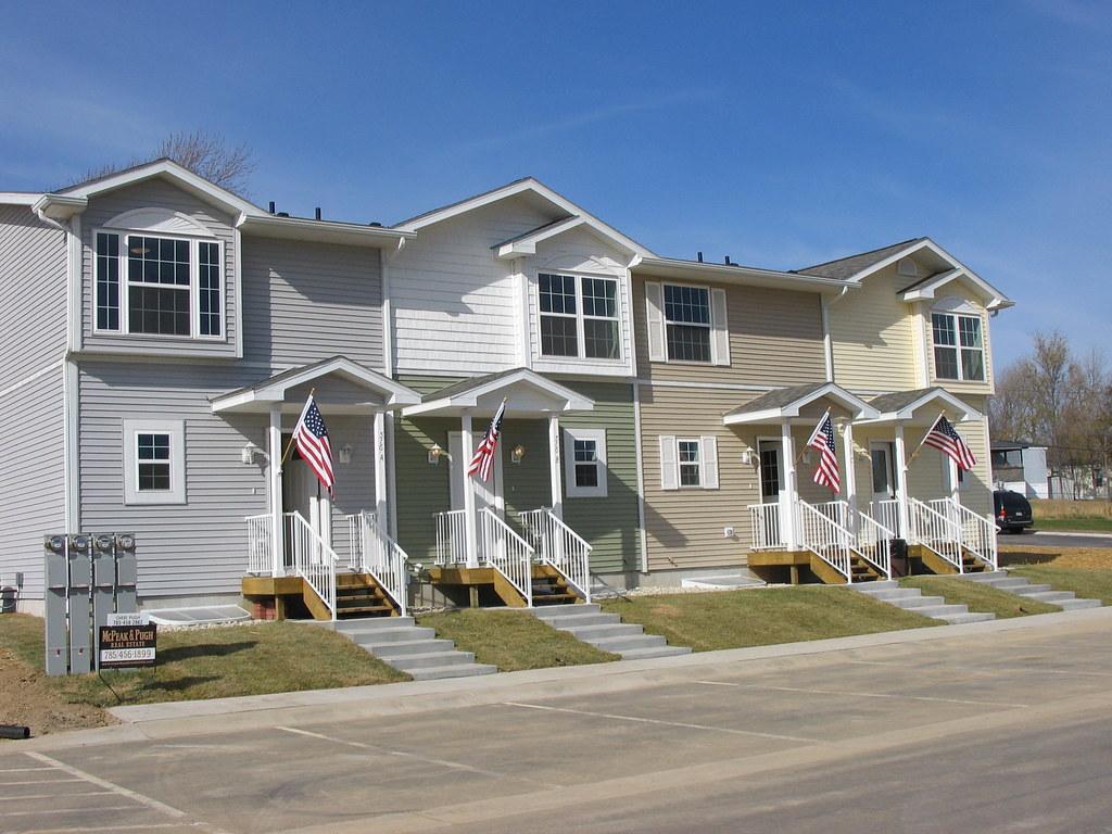 4 Plex Heritage Homes Of Nebraska Flickr