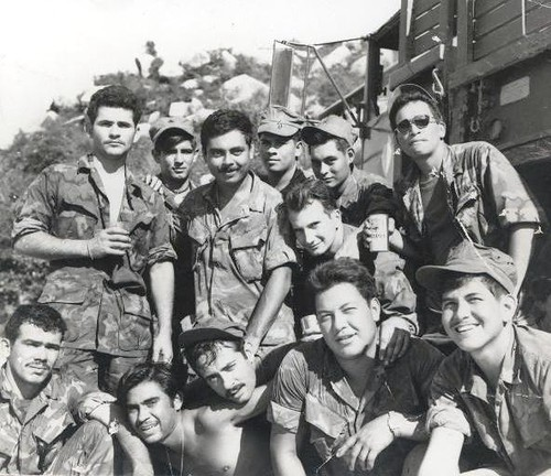 Mexican American Marines In Vietnam Ca 1970 1972 Flickr