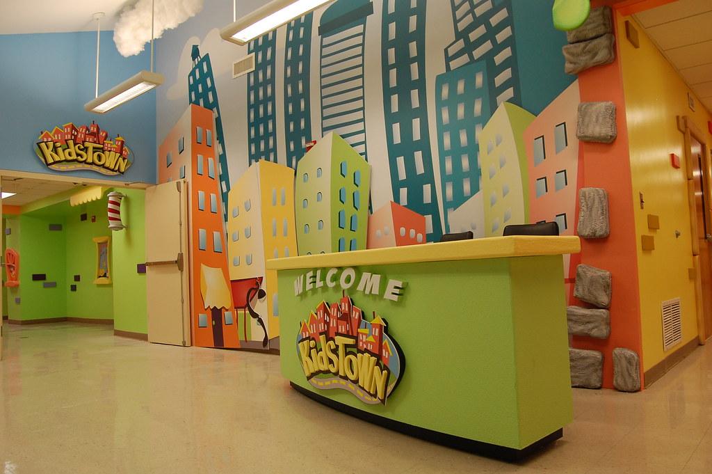 Children's Rooms the Kids Factory