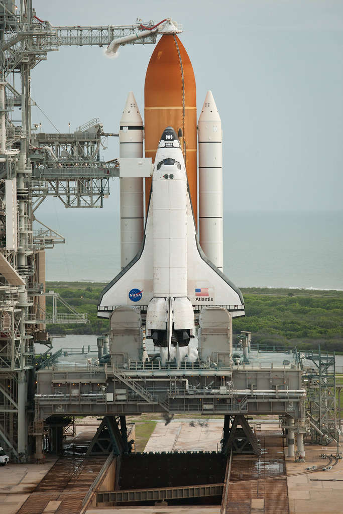 space shuttle program - 683×1024