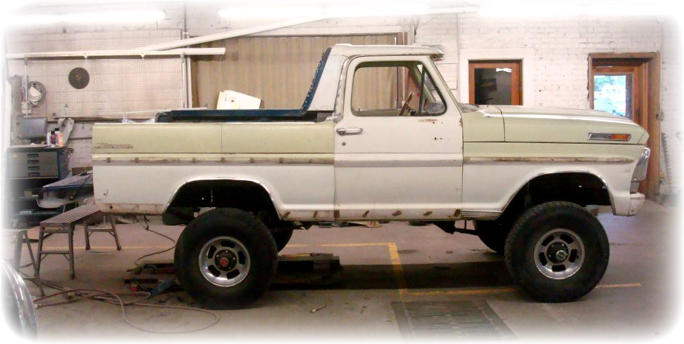 1967 Ford F100 >> bump bronco (aka 1967-1972 full size Bronco) | go to fordifi… | Flickr