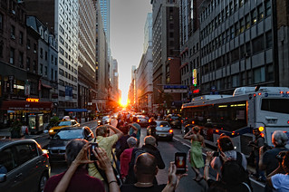 Manhattanhenge on 34th Street | by The Shared Experience
