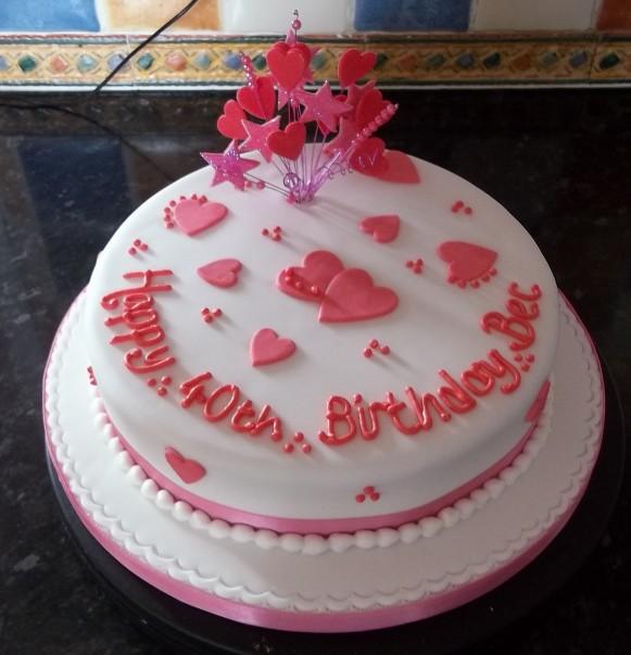 birthday cakes recipes for women