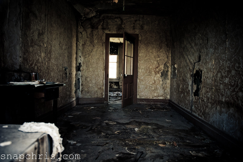 Bodie :Abandoned room | Chris Willis | Flickr