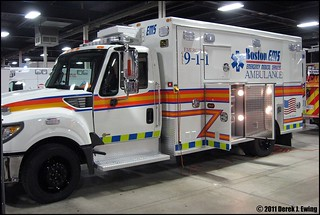Boston EMS Ambulance | by CODE 4 NORTH