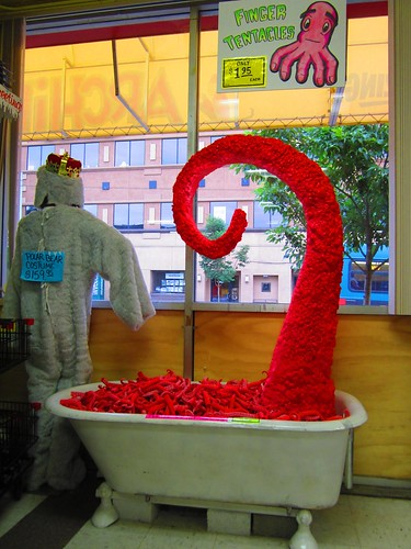 The Tentacle Tub! | by Archie McPhee Seattle