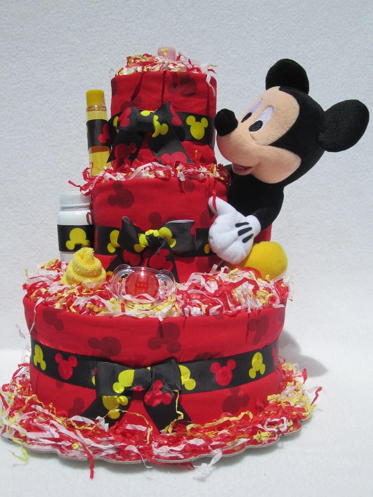 Editable Baby Shower Cake Decorations