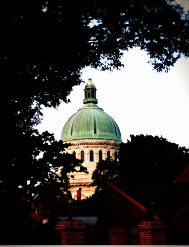 Maryland Capitol -Annapolis | by mbpoley