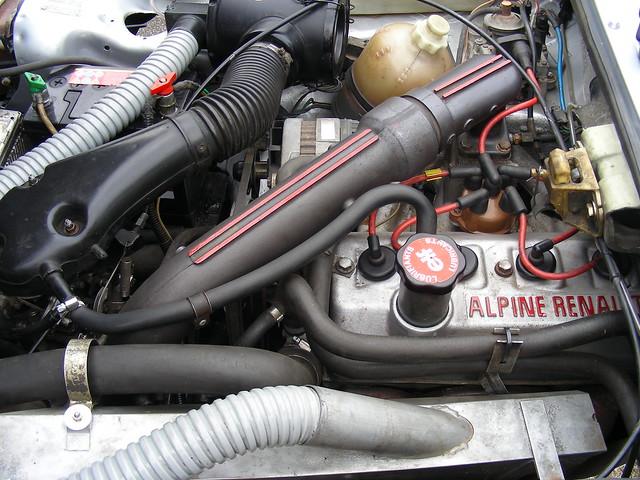 renault 5 alpine turbo moteur flickr photo sharing. Black Bedroom Furniture Sets. Home Design Ideas