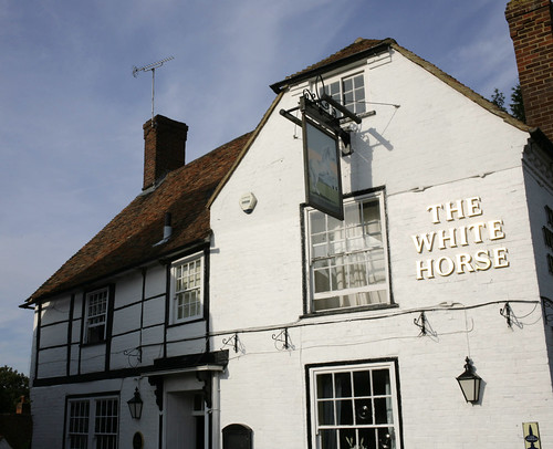 THE WHITE HORSE | by Adam Swaine