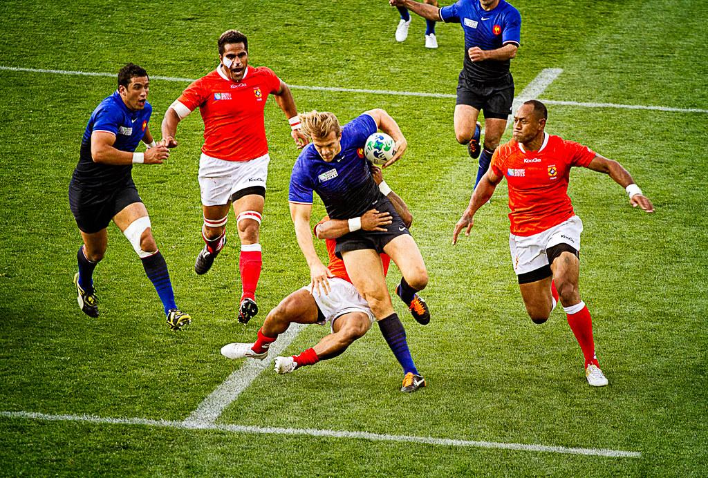 Frankreich Rugby
