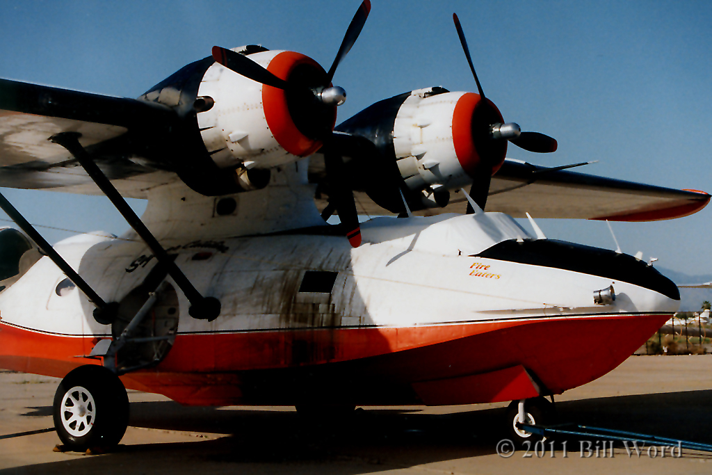 Consolidated Pby 5a Catalina Fire Eaters N9505c Slafco 53