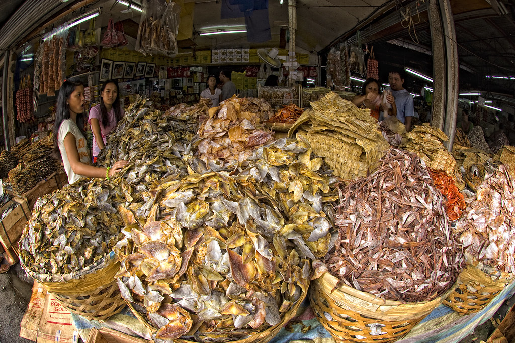 Image result for dried fish in cebu