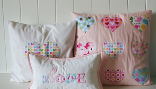 Pillows By Ann Kelle | by thejoycottage