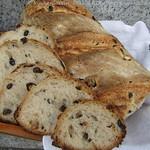 Olivensauerteigbrot, Olive Levain Hamelman