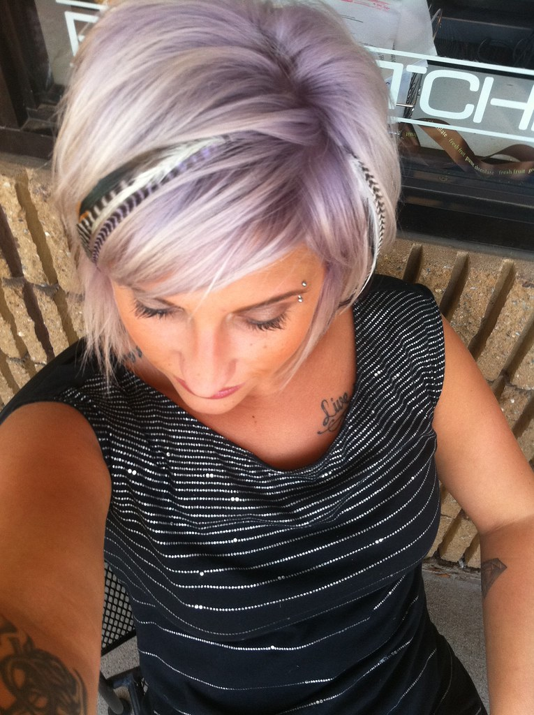 Hair Feather Extensions In Ct 860 344 8677 Jessicas Color Flickr