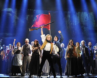 Les Misérables by Cameron Mackintosh, opening night November 28 2010, Paper Mill Playhouse, 22 Brookside Dr., Millburn New Jersey | by Denver Center