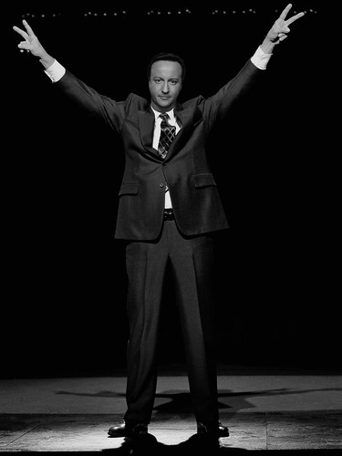 Like serial hacker Richard Nixon before him, UK prime minister David Cameron is not a crook. | by Teacher Dude's BBQ