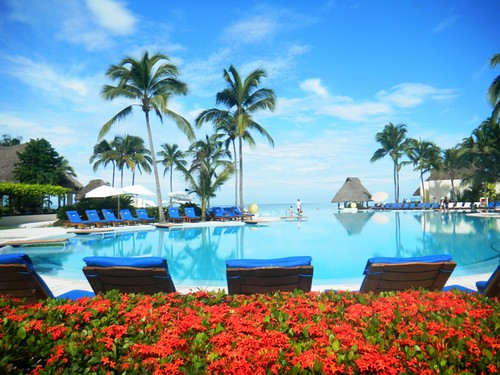 Hermosa piscina de Hotel Grand Velas Riviera Nayarit | by Grand Velas Riviera Nayarit