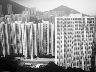urban life in Hong Kong | by Fion N.