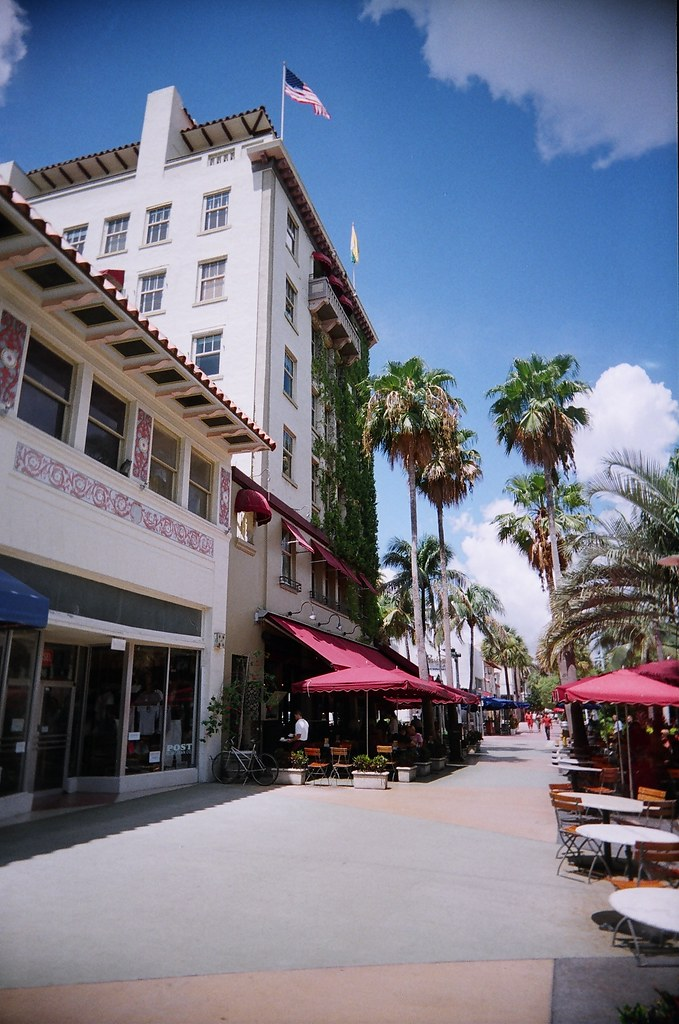 Lincoln Road Mall Miami Beach Shops