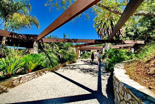 Harpel House, John Lautner, Architect 1956 | Another view ...