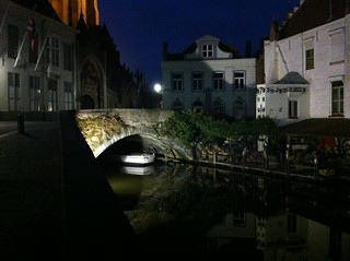 Bruges: Canal at night | by jacobchristensen