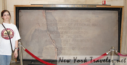 Federal Hall11 Balcony Stone | by mrsmecomber