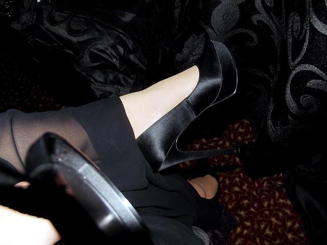 Fur Pom Girls Balet Shoe