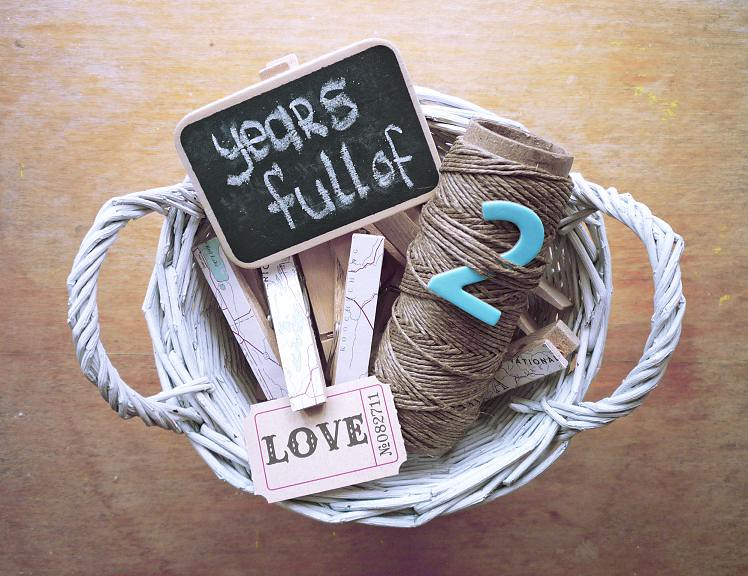 2 Years Full Of Love {our Second Wedding Anniversary}