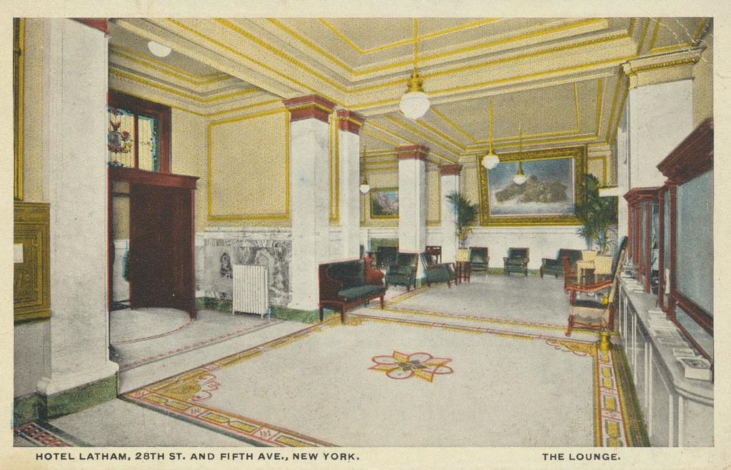 Hotel Latham - New York, New York