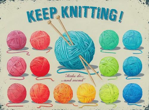 Knitting Wallpaper Desktop : Keep knitting ged cécile flickr