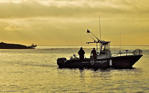 Langara island sunrise langara fishing lodge boat for Langara fishing lodge