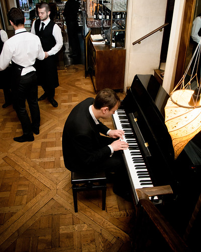 Wedding Pianist - at the Belvedere | by Jazz For Hire London