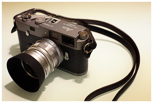 Leica MP Anthracite | by azetiman