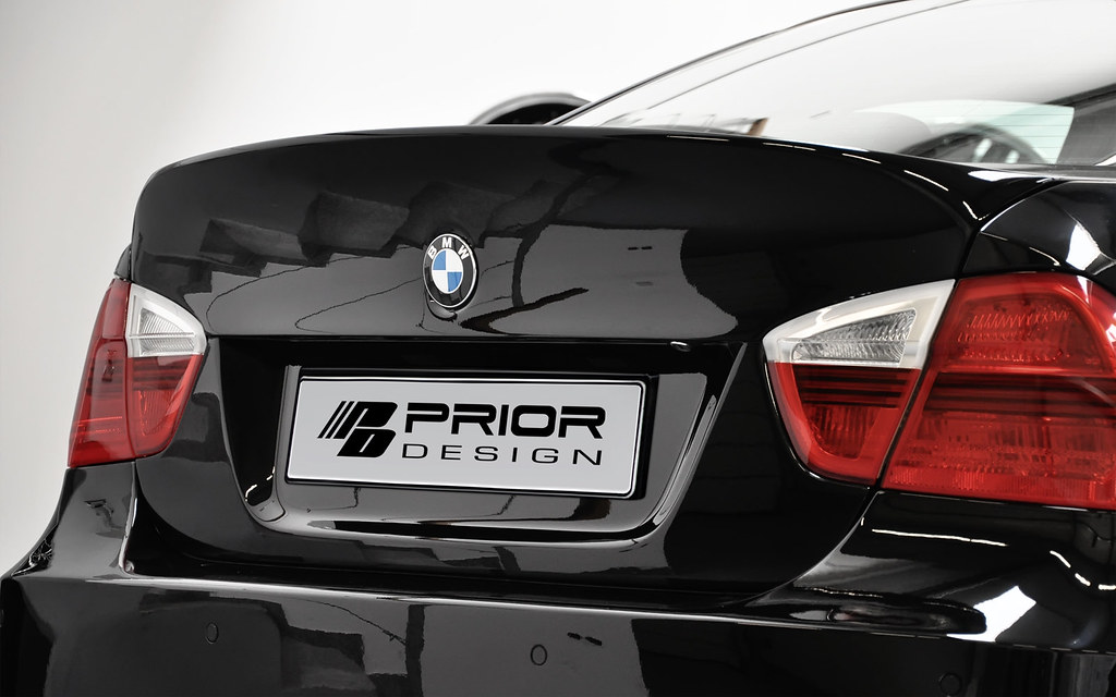 New Bmw 7 Series >> BMW E90 3 Series Widebody M3 Conversion for Non M3. Hood ...