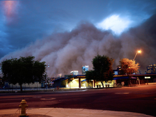 Arizona Dust Storm | by Ms. Phoenix