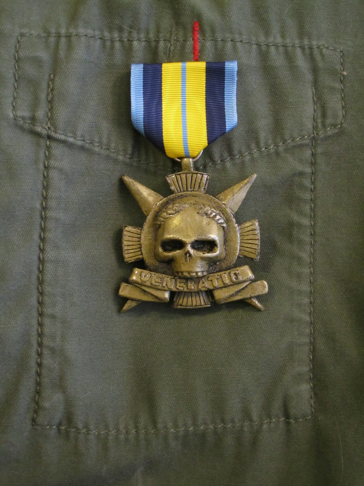 Warhammer 40k Style Medal Of Honor Quot Veneratio Quot An