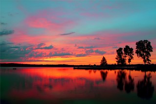 Stony Creek Sunset 2011 | by PhotoDocGVSU