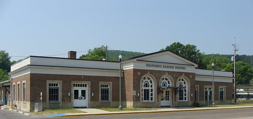 Anniston, Al. Train Station---NRHP | by bamaboy1941